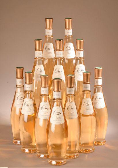 """12 bouteilles CÔTES DE PROVENCE """"Château de Selle"""", Ott 2018"""