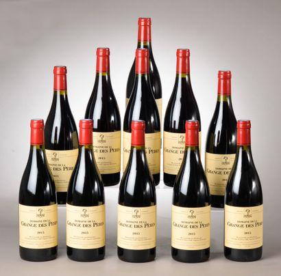 11 bouteilles VDP DE L'HÉRAULT, La Grange...