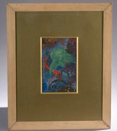 Louis Georges DUMOUCHEL (1891-1978). La...