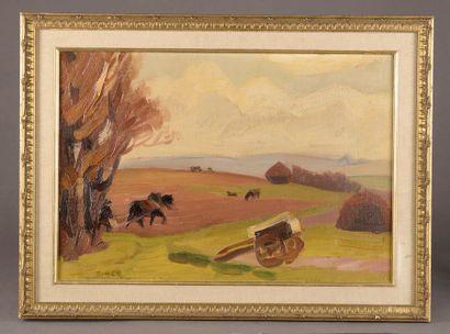 Jules-Émile ZINGG (1882-1942). Travaux des...