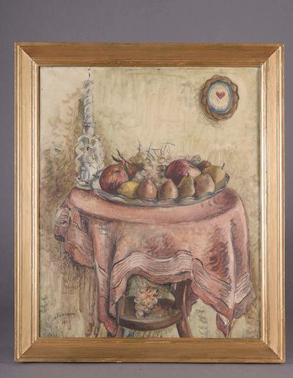 Chérie-Anne Fargue dite CHERIANE (1900-?)....