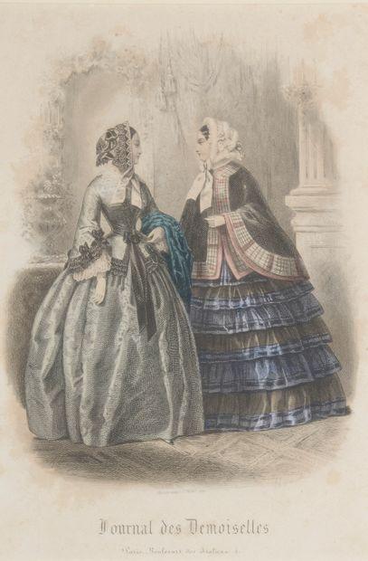 École française du XIXe siècle.