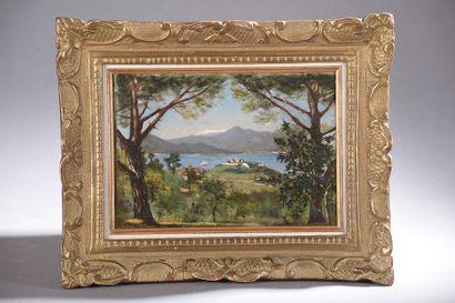 RENOU (XIXe - XXe siècle). Saint-Tropez....