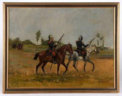 Georges Louis HYON (Paris, 1840 - Saint-Germain-en-Laye,...