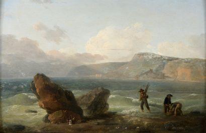 Jean Baptiste Louis CAZIN (XVIIIe-XIXe siècle)....