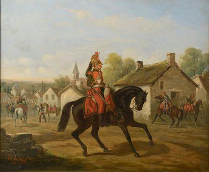 Charles de LUNA (Chalon-sur-Saône, vers...