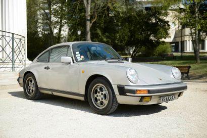 *PORSCHE 911 Carrera 3,2 1987 N° de série...