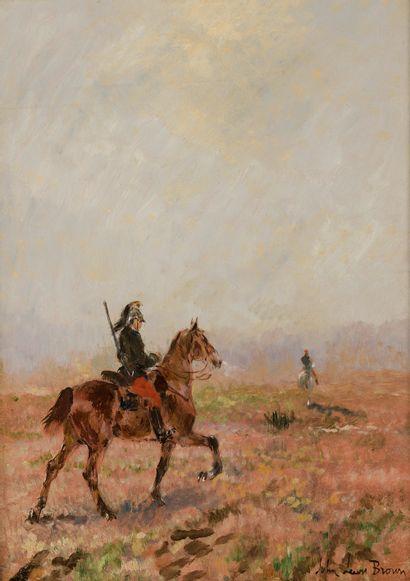 John LEWIS-BROWN (Bordeaux, 1829 - Paris,...