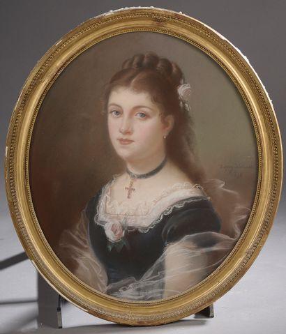 *Alexandre Amédée DUPUY DE LA ROCHE (1819-1887)....