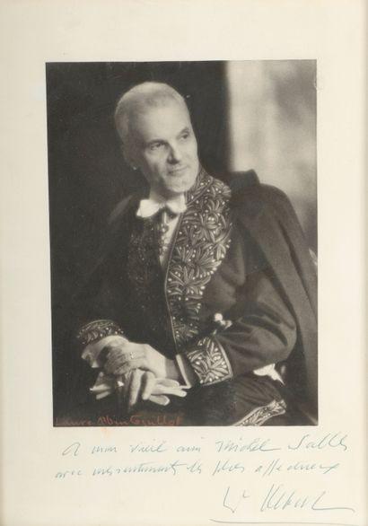 D'après Laure-Albin GUILLOT (1879 - 1962)....