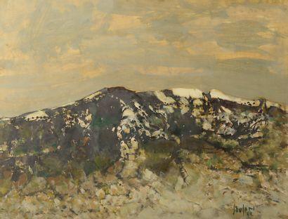 Jean SOULAN (1911-1972).