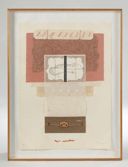 Ricardo BENAÏM (né en 1949).    Composition...