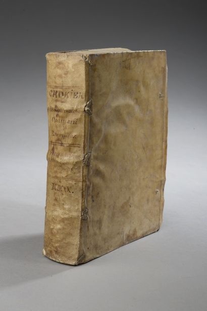 ERASME de CHOKIER.Tractatus De Iurisdictione...