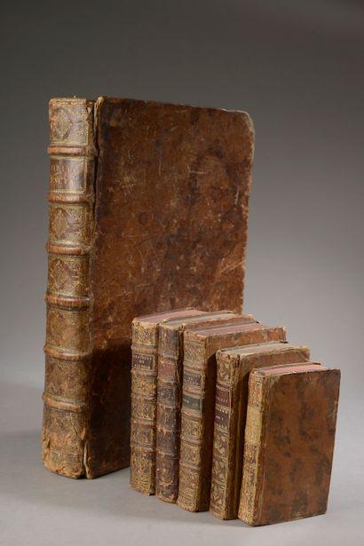 Biblia sacra, Lugduni, Petri Guillimin,...