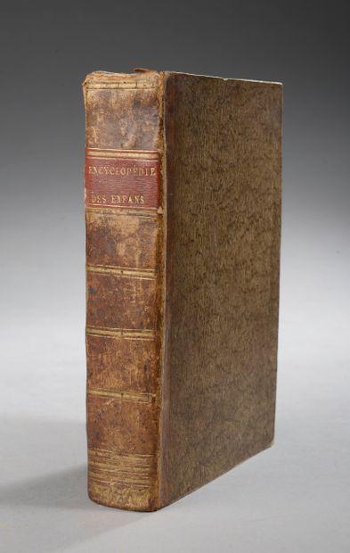 MASSON (José René). Encyclopédie des Enfans,...