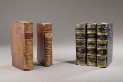 [ANONYME] (VOLTAIRE), Questions sur l'encyclopédie,...