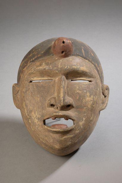 Masque KONGO / YOMBÉ, République Démocratique...