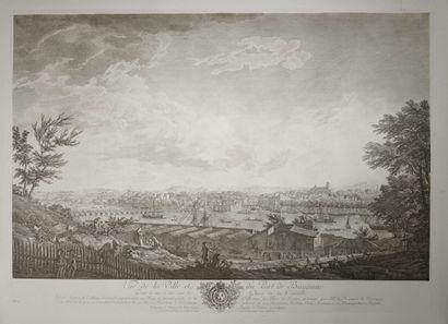 D'après Claude-Joseph VERNET (1714-1789)....