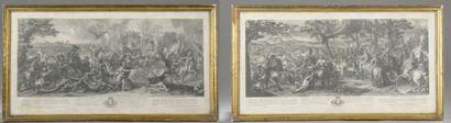 D'après Charles LEBRUN (1619-1690) par Benoist...