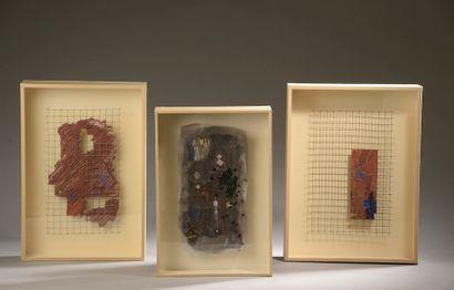 Philippe BIOSSAT (XXe-XXIe siècles).  Compositions...