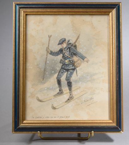 DRANER (Jules Renard dit) (1833-1926).