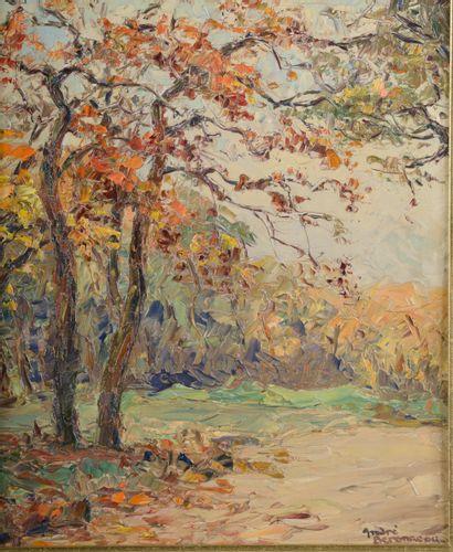 André BERONNEAU (1886-1973).