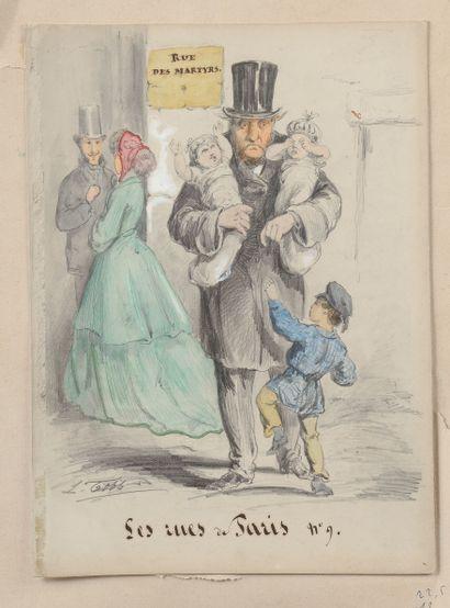 L. TOBB (XIXe siècle).