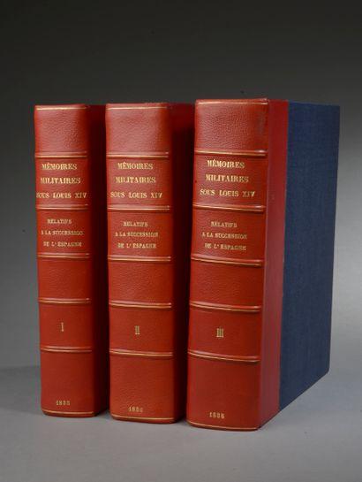 [Collection de Documents Inédits sur l'Histoire...