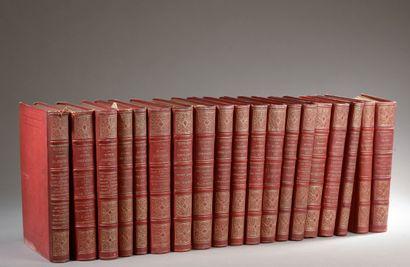 Ensemble de livres anciens et modernes du...