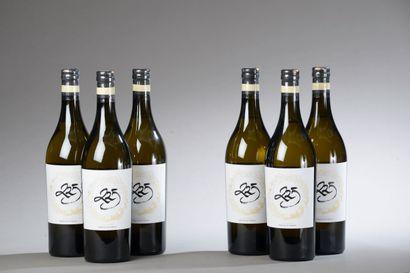 6 bouteilles BORDEAUX