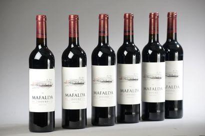 6 bouteilles DOURO Mafalda 2015