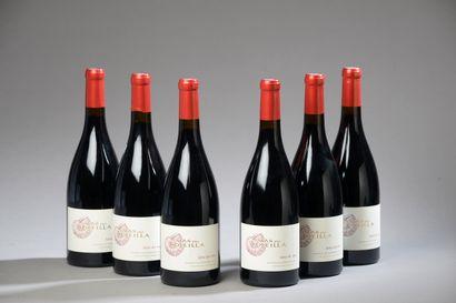 6 bouteilles COTEAUX DE NARBONNE