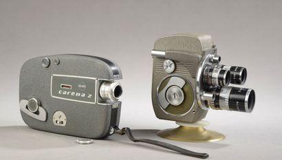 Ensemble de deux caméras : Gevaert Caréna...