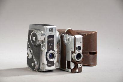 Ensemble de deux caméras : Minicord III (revêtement...