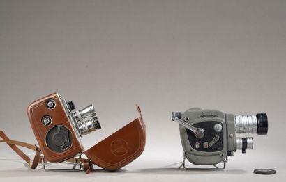 Ensemble de deux caméras : Beaulieu Automatic...