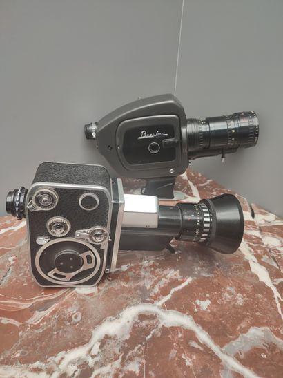 Ensemble de deux caméras : Beaulieu S2008...