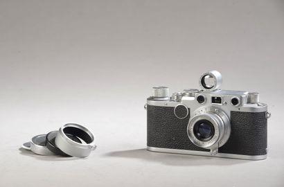 Appareil photographique Leitz Leica IIF (1952,...