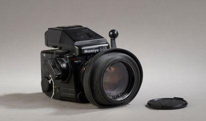Appareil photographique Mamiya 645 (Pro TL)...