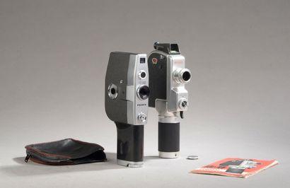 Ensemble de deux caméras : Gevaert 2x8 avec...