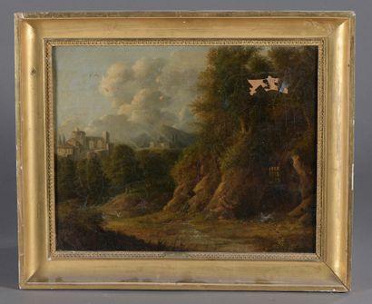 École française vers 1820, entourage de Pierre-Henri...