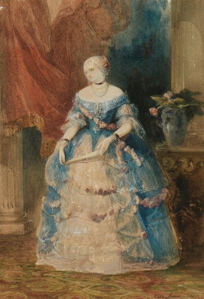 Félix ZIEM (Beaune, 1821 - Paris, 1911)....