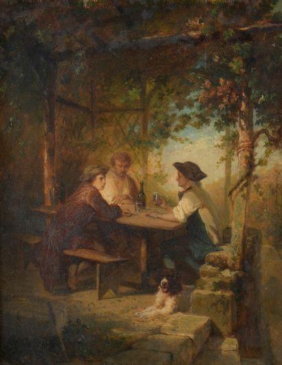 Diodore Charles RAHOULT (Grenoble, 1819 -...