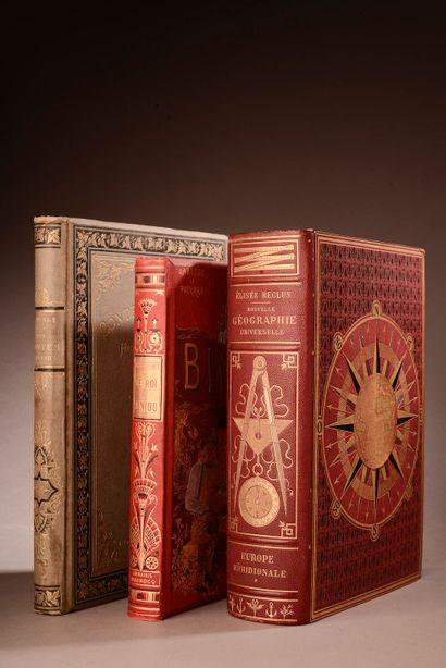 Ensemble de trois ouvrages : LABESSE (Ed.)...
