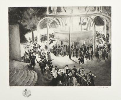EXPOSITION INTERNATIONALE PARIS 1937 Ensemble...