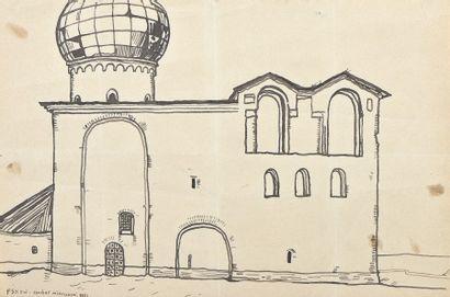 Georgy K. LUKOMSKI (1884-1954). Architecture...
