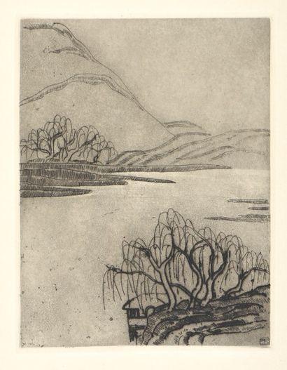 Sanyu (1901-1966): Les Poemes De T'ao Ts'ien....