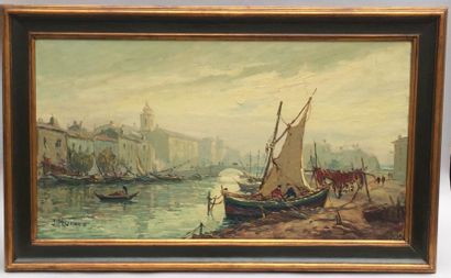 Marine Provençale de Joseph HURARD