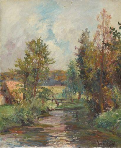 Laurent Lucien GSELL (Paris, 1860-1944)....