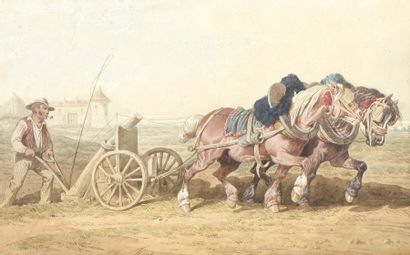 Théodore FORT (1810-1896), Les hommes et...