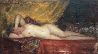 Jean PASSOT (XIXème siècle - XXème siècle),...